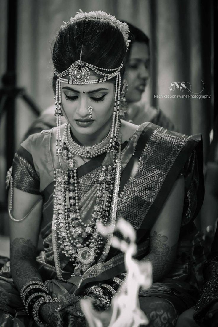 An Exquisite Maharashtrian Wedding Celebration with Breathtaking Decor