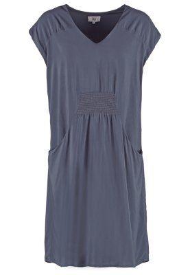 Sukienka letnia - dark slate