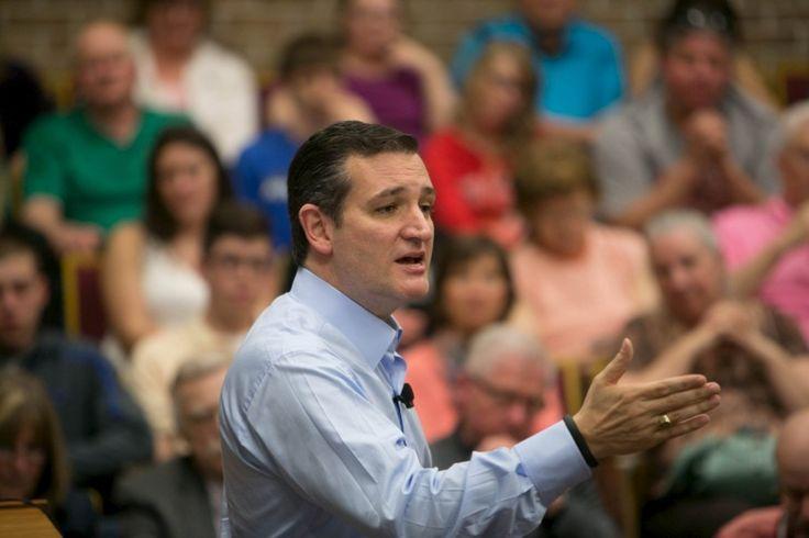 Sen. Ted Cruz: #Republican congressional leaders are essentially 'effective' #Democrats  #TCOT