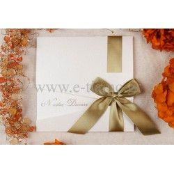 Προσκλητήριο γάμου Νο2581