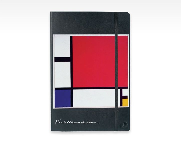 Carnet Mondrian notebook - Quo Vadis