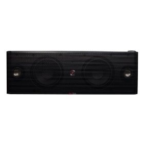 Beatbox by Dr. Dre Black Integrated iPhone/iPod Speaker Dock from Monster.  List Price: $449.95  Savings: $145.96 (32%)