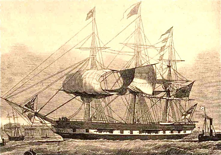 The Beejapore 1853 Was A Very Overcrowded Ship She Was