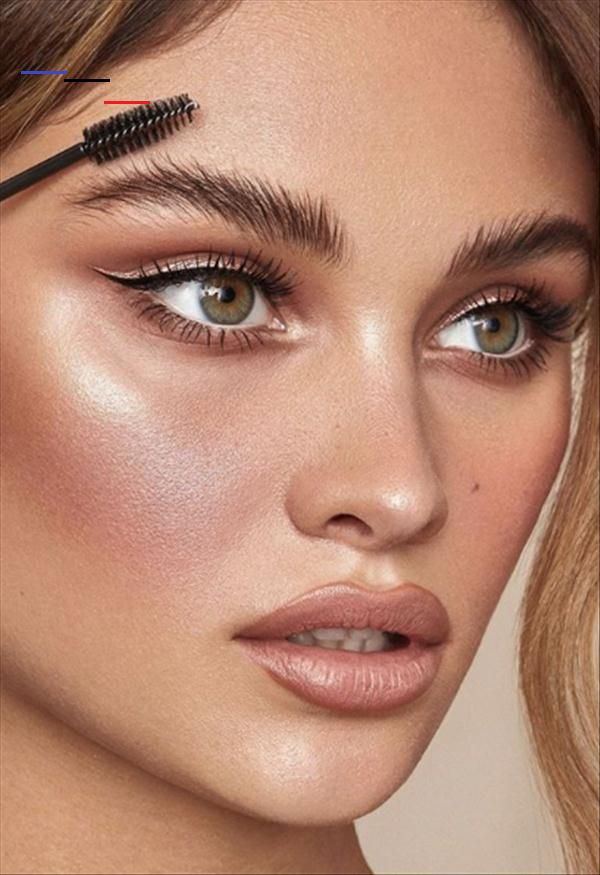 Wild Eyebrows Are Popular This Summer. It' s Super Natural! - Latest  Fashion Trends for Girls - #naturaleyebrows - Are… | Augenbrauen,  Lippenstiftfarben, Go feminin