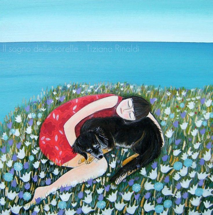 Il sogno delle sorelle - Tiziana Rinaldi