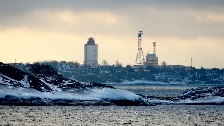 Utö in winter
