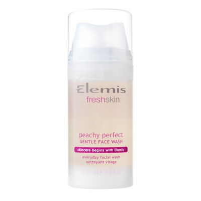 Repin to Win: Elemis FreshSkin Peachy Perfect Gentle Face Wash