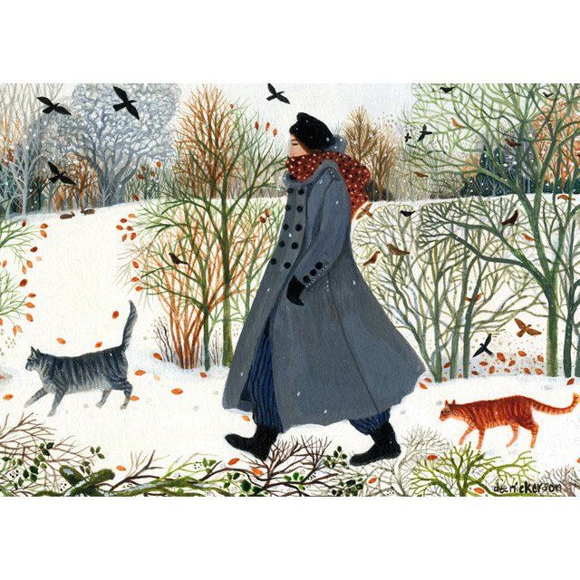 Dee Nickerson, Another Walk In The Snow