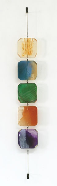 more carrie mcgee - great for the end of a wall or just a space that needs it!  not sure if this is glass?