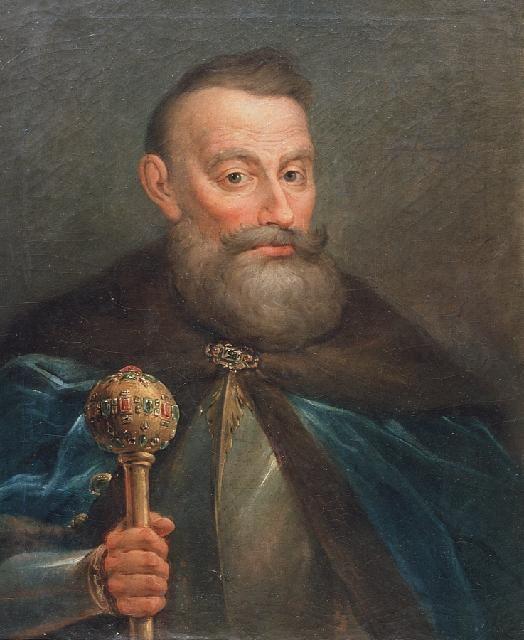 Jan Karol Chodkiewicz-mal.J. B. Plersch,