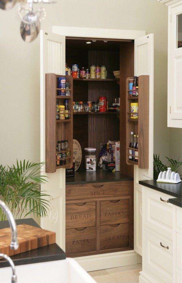 Les Meilleures Idées De La Catégorie Garde Manger Organisé Sur - Garde manger meuble cuisine pour idees de deco de cuisine