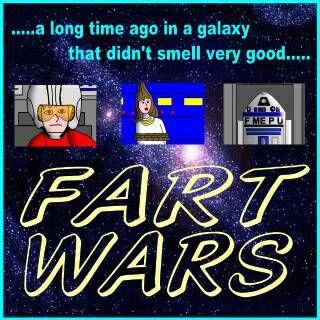 Fart Wars Poster 2