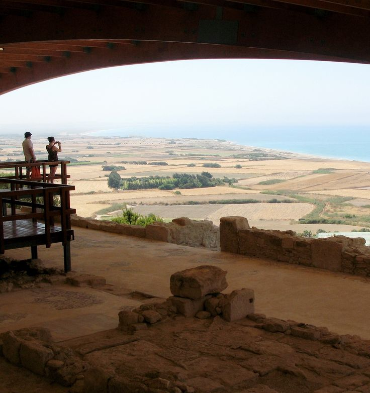 There's more to Kourion than the amphitheatre and mosaics... look at the fab view! https://plus.google.com/+PissouribayCyp/posts/azur77ypEqB