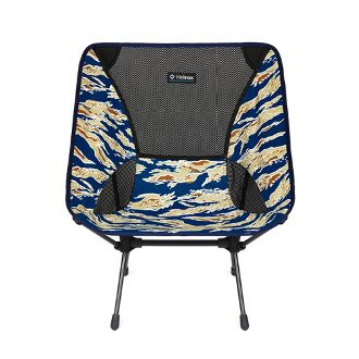 Big Agnes Helinox Chair One Camp Chair Blue Tiger Camo