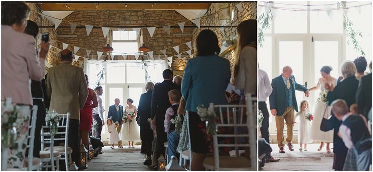 Such a beautiful wedding of Olivia and Ralph, owners of Northside Farm Wigwams.