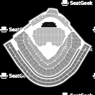 Wrigley Field Seating Chart Concert
