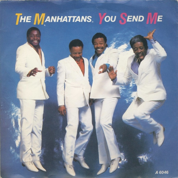 The Manhattans | my kind of music | Pinterest