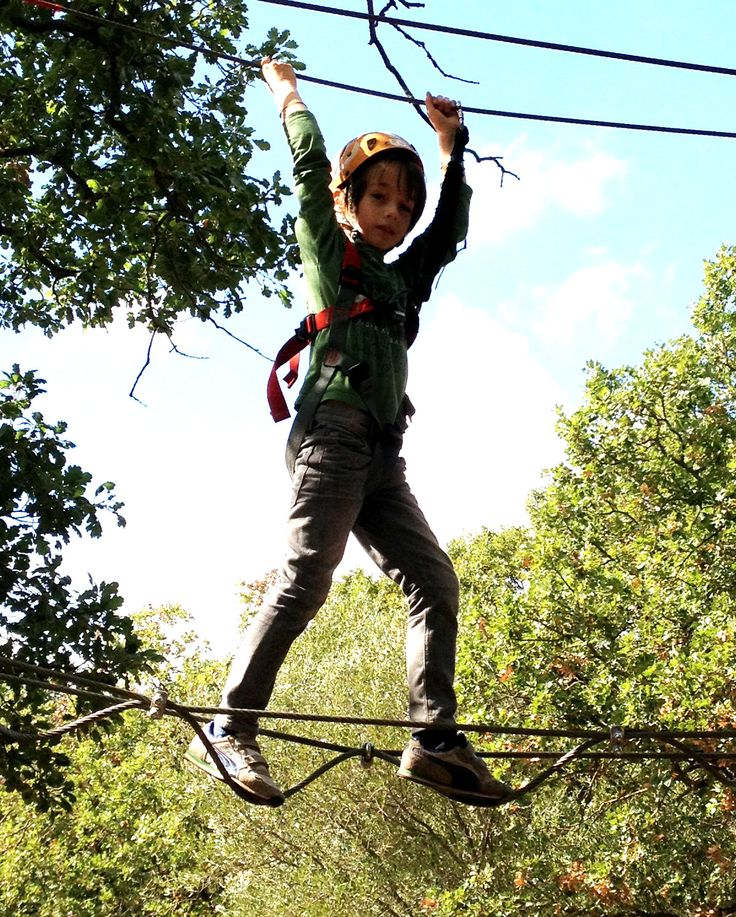 Take the kids to the Adventure Park in Castellana Grotte. Great fun and beautiful scenery. And a nice place to have a picnic (you can even use their bbq).