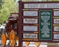 port of echuca sign