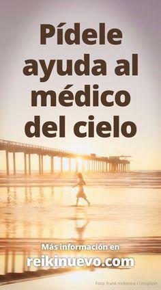 El audio de la oración o decreto que compartimos hoy contiene palabras que te ayudarán a pedir salud y sanación al Arcángel Rafael. Escúchalas en: http://www.reikinuevo.com/pidele-ayuda-medico-cielo/