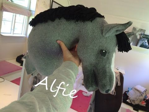 Making a hobbyhorse #1 (DC's A Fool in Love aka Alfie) - YouTube