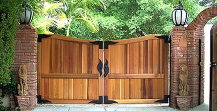 1000 Images About Gates On Pinterest Wooden Gates
