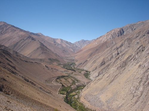 *** COCHIGUAZ CHILE #travel <<< Excelente !! reportajes