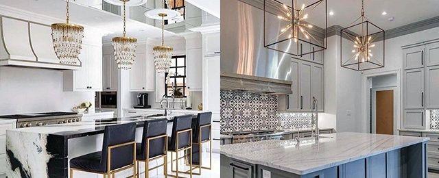 Top 50 Best Kitchen Island Lighting Ideas Interior Light Fixtures Modern Kitchen Lighting Kitchen Island Lighting Interior Light Fixtures