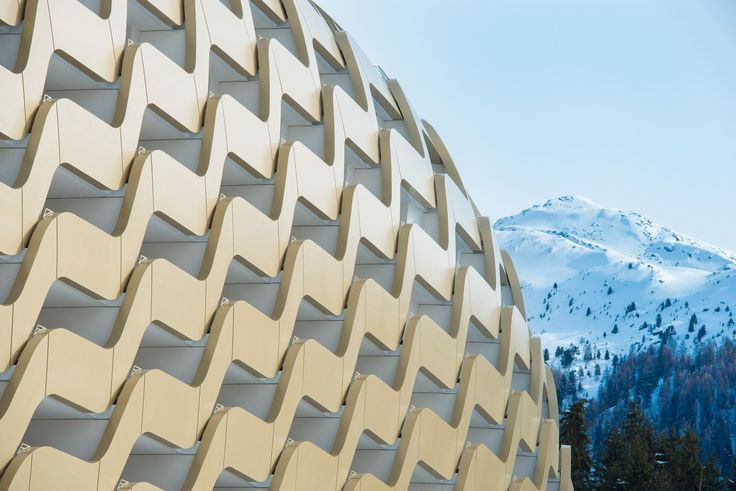 NEW INTERCONTINENTAL DAVOS HOTEL by seele