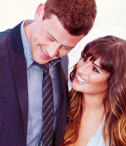 Are Lea And Cory From Glee Hookup