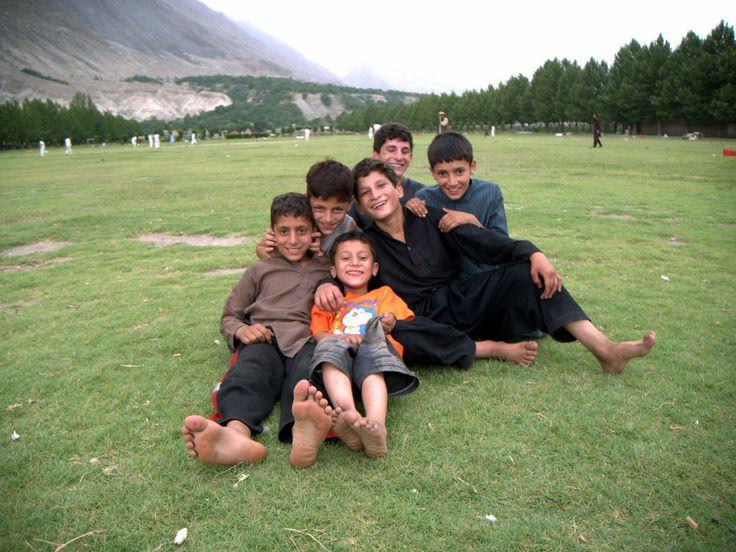 Пакистан на велосипеде. Гилгит, талибы, армия Пакистана и вера в светлое будущее. - На велосипеде по миру