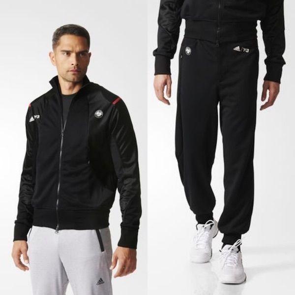 La collection Adidas Roland Garros par Y 3 | Roland garros