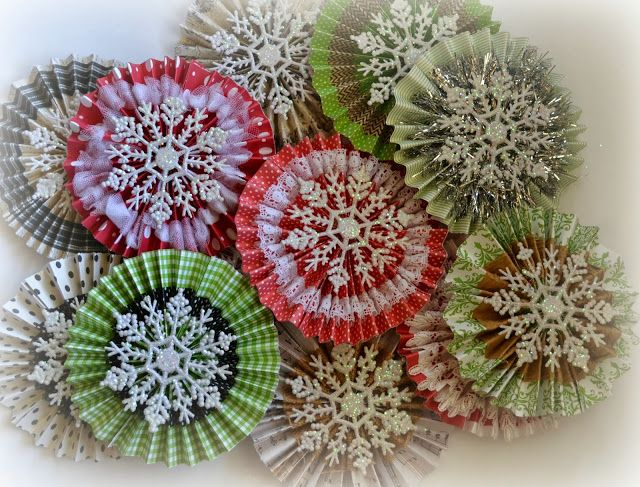 Christmas Decoration Ideas Paper : Best ideas about paper christmas ornaments on