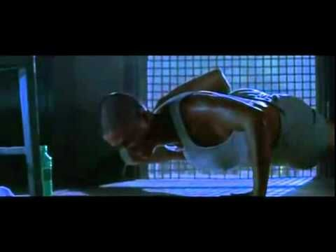 Training Scene from G.I. Jane - This movie without a doubt always makes me want to hit the gym right afterwards! So inspirational <3 (just ignore the the audio..)