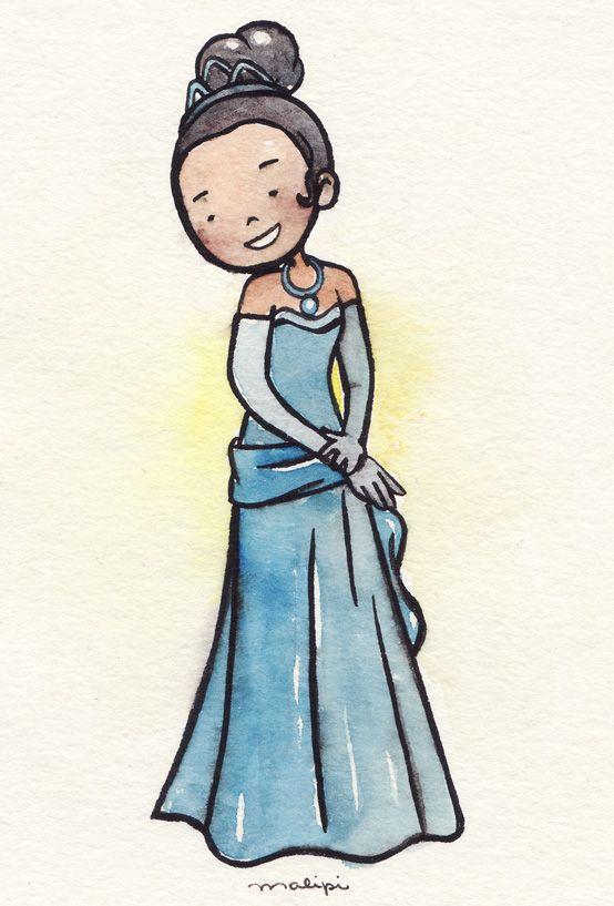 princess by Malipi