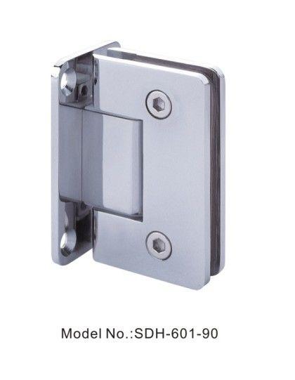 90 Degree Antique Copper Shower Door Hinges for 8-12mm Glass Door[SDH-601-90]