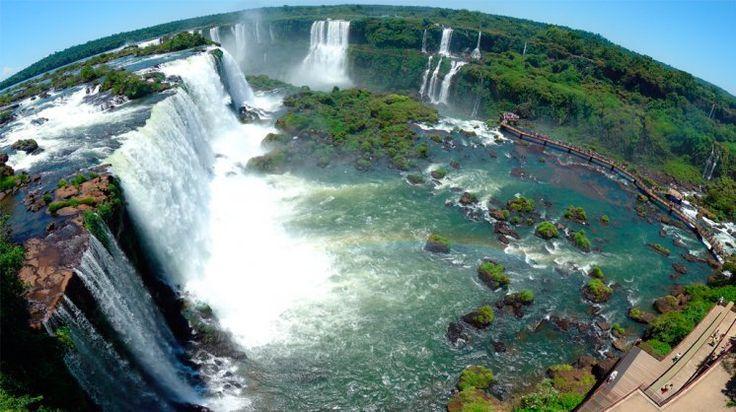 Las Cataratas del Iguazú – Misiones