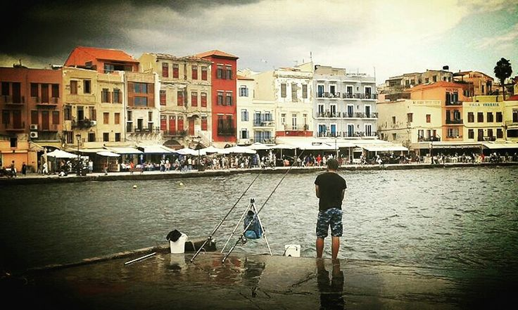 Crete, Chania Old Port