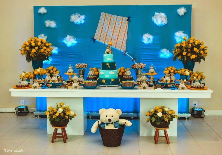 Festa Ursinho!!
