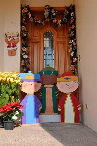 Ideas para decorar la casa la noche de los Reyes Magos.
