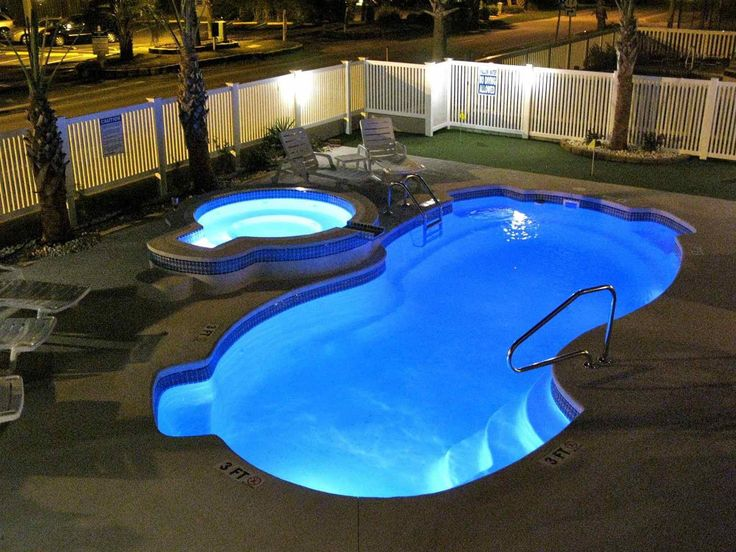 Inground Pool Surround Ideas 15x26 semi inground sharkline extruder with deck brothers 3 pools aboveground semi inground inground pools pinterest discover more ideas about Swiming Pools Vinyl Liner Inground Pool Designs With Palladium Plunge Small Fiberglass Pool Also Fetching Heat
