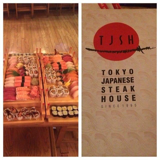 Japanese Steak-House Cuisine - Tokyo Japanese Steak House - Alexandria | Groupon