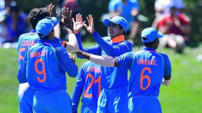 News Crichow U 19 World Cup World Cup Semi Final
