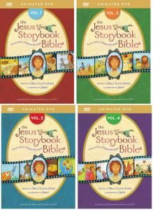 The Jesus Storybook Bible Animation DVD Value Pack | Free Delivery @ Eden.co.uk