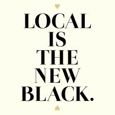 Shopping local is always in style.  #shopsmall #shoplocal #smallbusiness…