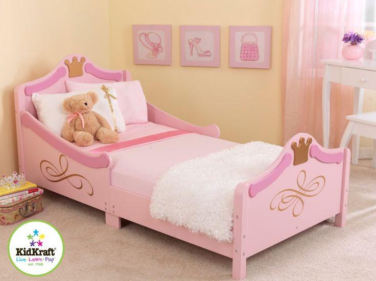 cama princesa con sus brillantes colores y adorable diseo la camas