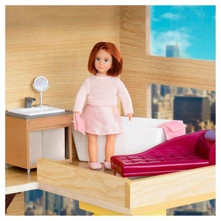 Lori Dollhouse Furniture Luxury Bathroom Set Lori