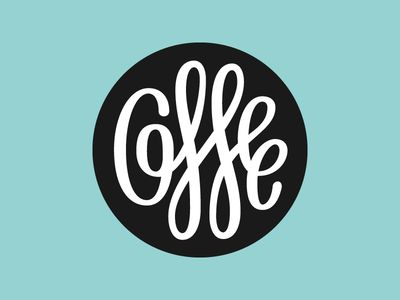 Coffee Badge // by Nathan Metzler