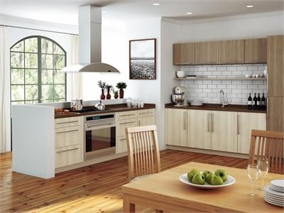 Millennia Frameless Cabinetry From Canyon Creek