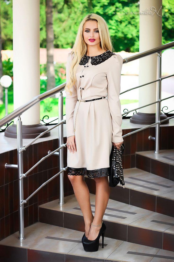 Платье 0517 - Интернет-магазин - Seventeen - магазин молодежной одежды